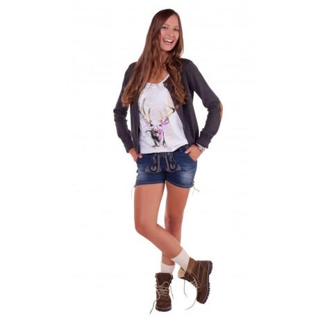 Trachten Jeans Short
