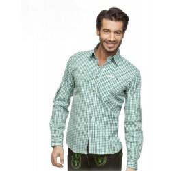 Trachtenhemd Campos Grün
