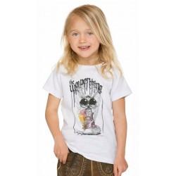 T--shirt Wolpermadl pink Stockerpoint