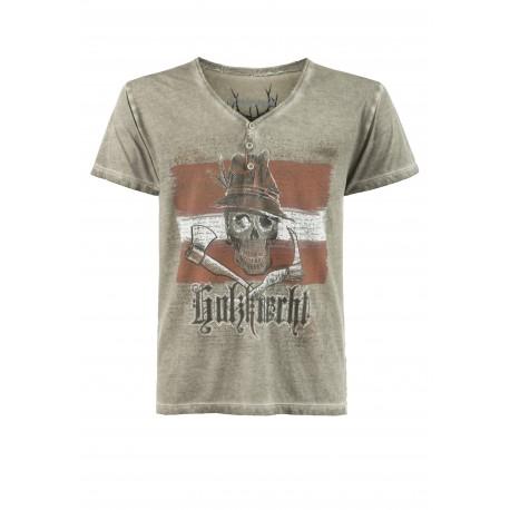 T-shirt Knecht Austria stein