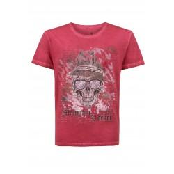 T-shirt Hektor rot