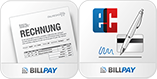 BILLPAY Rechnung, BILLPAY EC