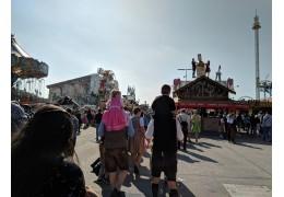großen Oktoberfest